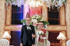 Pernikahan Adat Batak Diza dan Paulus di Jakarta