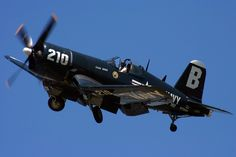 Vought F4U Corsair - BFD