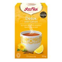 Yogi Tea - #Detox with Lemon #Tea 17 Bag