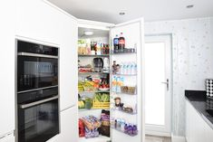 A fridge can hold a week's worth of groceries. If yours breaks, you shouldn't leave your groceries spoil! Contact Jim's After Hours Appliance Repair today to learn about our fridge repair services! Office Refrigerator, Best Refrigerator, Deep Cleaning, Spring Cleaning, Cleaning Hacks, Hydrogen Peroxide Uses, Fridge Organization, Organization Hacks, Appliance Repair