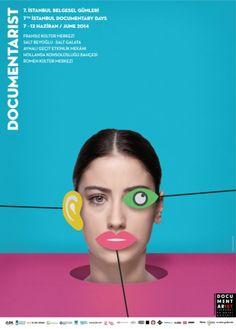 Documentarist 2014, Istanbul #festival https://fr.pinterest.com/igreka2n/festival/