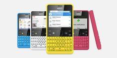 Nokia Asha 210: celular volta aos botões físicos e teclado QWERTY  Aparelho chega com preço baixo e configurações simples, voltando-se completamente para o uso de redes sociais.