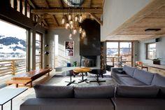 Chalet Cyanella By Bo Design | HomeDSGN