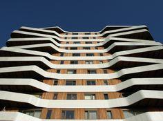 Flatgebouw Hatert, Nijmegen 2011