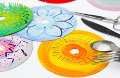 CD SCRATCH ART - Kid