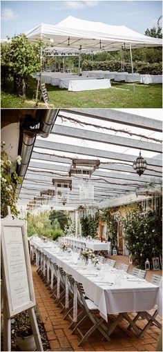 Die Träumerei im Südburgenland - Hochzeitslocation im Freien