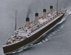 Rms Titanic, Titanic History, Titanic Model, Enchantment Of The Seas, Sailing, Cruise Ships, Steamboats, Marines, Naval History