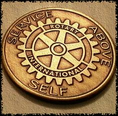 Rotary International Coin