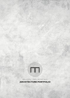 Architecture Portfolio - Millicent Trieu                                                                                                                                                                                 More