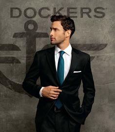 Imagini pentru mens all black suit Best Wedding Suits, Wedding Men, Mens Fashion Suits, Mens Suits, Black Suit Combinations, Teal Suit, Turquoise Suit, All Black Suit, Mode Costume