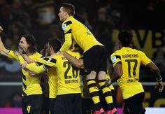 Hasil Pertandingan Dortmund VS Mainz 05 14 Februari 2015 - Dortmund yang saat ini banyak di isukan mengenai kabar-kabar tidak sedap akhirnya dapat membantah itu semua, Dortmund saat ini dapat mengembalikan tren positif mereka dengan memenangkan pertandingan melawan Mainz 05 14 Februari dini hari.