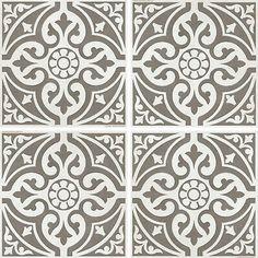 Porch Flooring Tiles, Grey Flooring, Hallway Flooring, Bathroom Flooring, Floors, Grey Floor Tiles, Ceramic Floor Tiles, Grey Patterned Tiles, Porcelain Floor