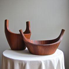 Viking Bowls, Jens H. Quistgaard for Dansk, 1958