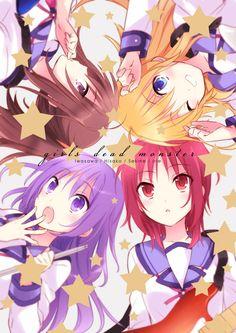 Yuuma, KEY (Studio), Angel Beats!, Iwasawa Masami, Sekine Shiori, Irie Miyuki - Source : Zerochan