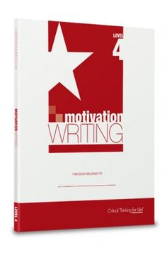 $12.95 from MentoringMinds: Motivation Writing provides a means to build and acquire competency in the writing process and in writing mechanics. This supplemental material supports the writing process and helps build critical thinking skills needed to be a successful writer. #mentoringminds #motivationwriting