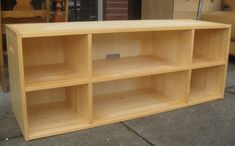 Long Low Bookcase - Bookcase Ideas