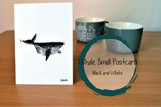 Hey, j'ai trouvé ce super article sur Etsy, chez https://www.etsy.com/fr/listing/593805687/petite-carte-postale-de-baleines-petite