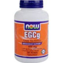 Now EGCG Green Tea Extract 400 MG - 180 vcaps