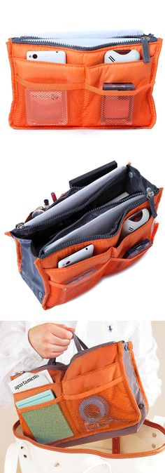 Expandable Purse Organizer - makes switching bags so much easier!