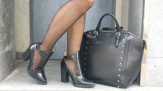 When these wonderful shoes met its wonderdul bag friend!