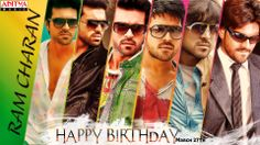 Happy Birthday To Ram Charan
