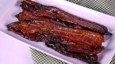Sticky Sweet Bacon