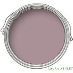 Laura Ashley, Grape. [Bedroom]