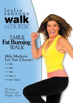 Leslie Sansone: Walk at Home - 5 Mile Fat Burning Walk