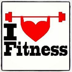love fitness!
