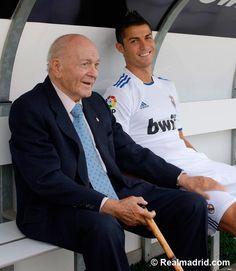 Ronaldo and Alfred