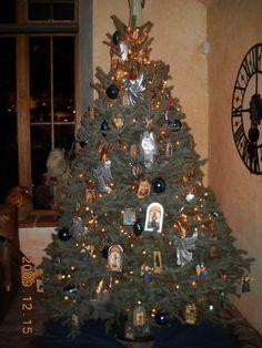 Feliz Navidad ... Christmas Santa Fe Style!
