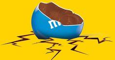 M&M's Austria - MEGAviel Schokolade für ein M&M! Eine Freude für jeden Schokoladefan!