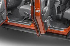 Quadratec® Front & Rear Entry Guards | Jeep Parts and Accessories | Quadratec