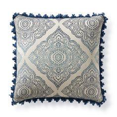 Madalyon Bisque Outdoor Pillow