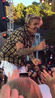 His smile takes me to heaven...