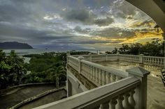 Kaneohe sunrise from Carvill Sotheby's International Realty new listing on Lulani St.
