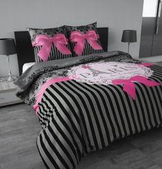 Sleeptime Housse de couette I love Paris Rose - 200 x 200 - Rose + Avec 2 Housse D'oreiller 80x80 SleepTime http://www.amazon.fr/dp/B00I464W06/ref=cm_sw_r_pi_dp_Poq0ub1H92EV5