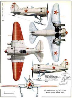 I16 Polikarpov Rata (122+) Page 02-960