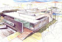 Godoy House - Hernandez Silva Arquitectos