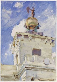 'John Singer Sargent Watercolors' Presents 93 Works From Painter's Lesser Known Medium (PHOTOS)