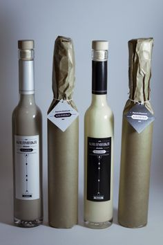 KALAMAJKA cream liqueur on Packaging Design Served