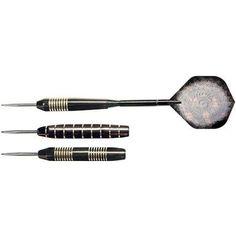 Steel Dart Set, Gray/Black