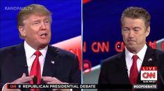 Rand Paul Destroys Donald Trump on War Crimes and the 1st Amendment | CN...