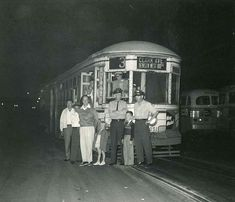 CLEVELAND,LAST STREETCAR