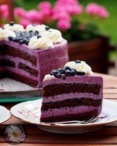 Kulinarne Szaleństwa Margarytki: Tort jagodowy Dream Cake, Oreo, Cheesecake, Cookies, Recipes, Food, Crack Crackers, Cheesecakes, Biscuits