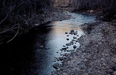When Micah True went missing on a run, the search for him eventually turned to a section of Little Creek in the Gila Wilderness, near Silver City, N.M....Caballo Blanco's Last Run - The Micah True Story - NYTimes.com taken by Rick Scibelli Jr. for The New York Times