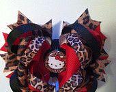 Hello Kitty Boutique Hair Bows