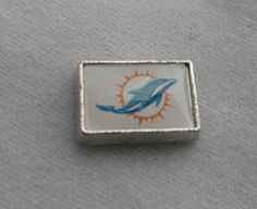 Miami Dolphins NFL Football Floating Charm * Review more details…