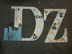 DZ Harry potter letters!!! OMG I have to have these! thanks for posting them Courney Heinz!! :))
