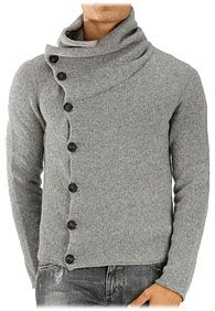 Emporio Armani Mens Clothing-I'd have to put teeth to get my hubby to wear, but I'd love it on him!